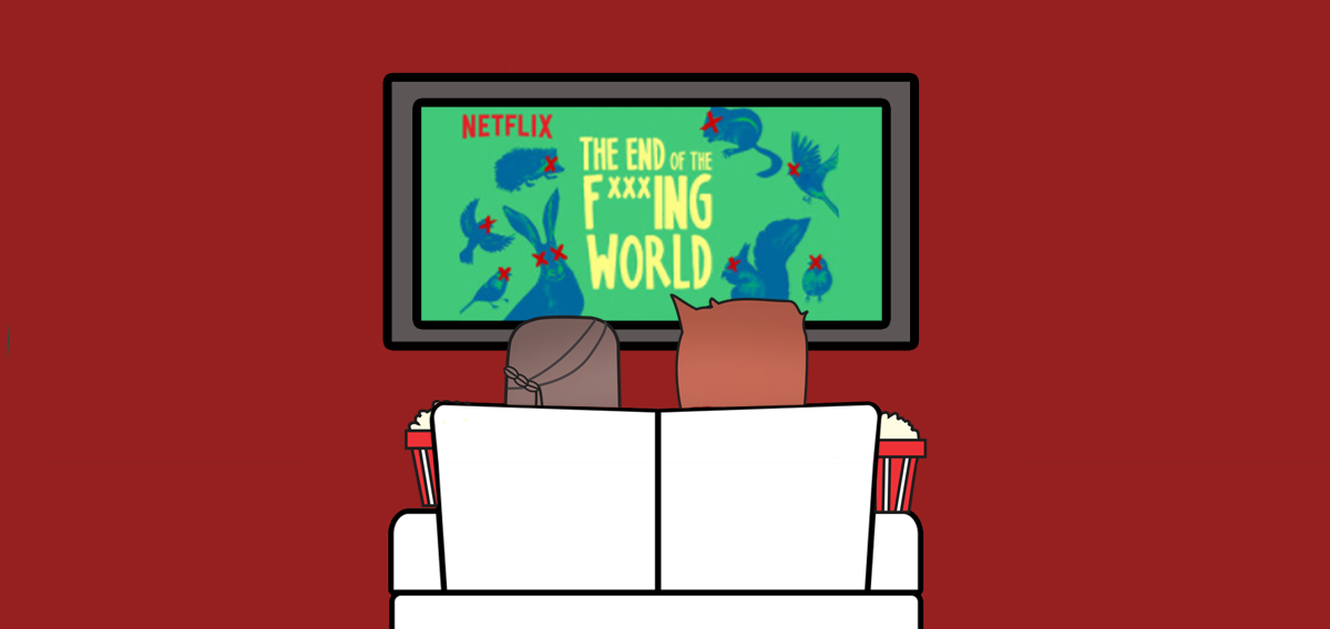 7 motivos para assistir The End of the F***ing World