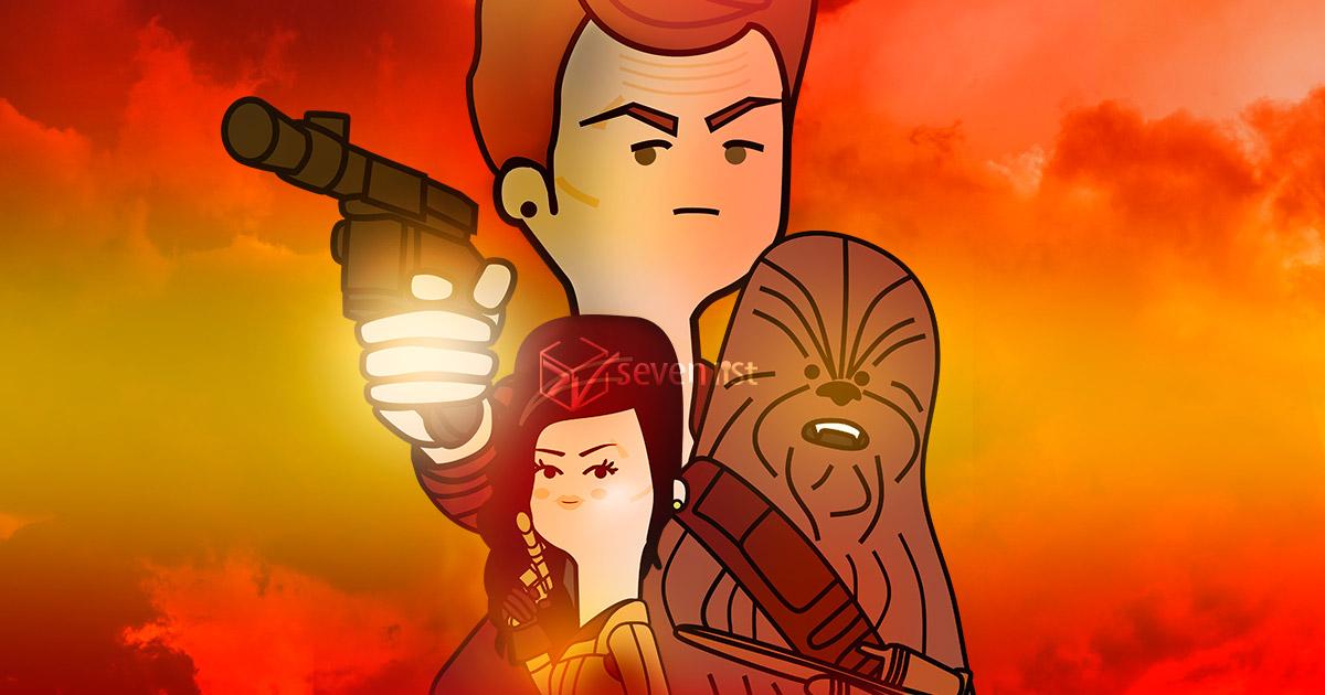 Han Solo: Uma história Star Wars | Resenha