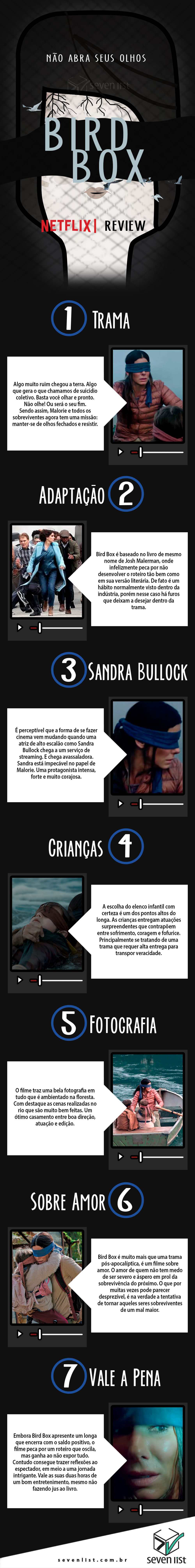 crítica de bird box