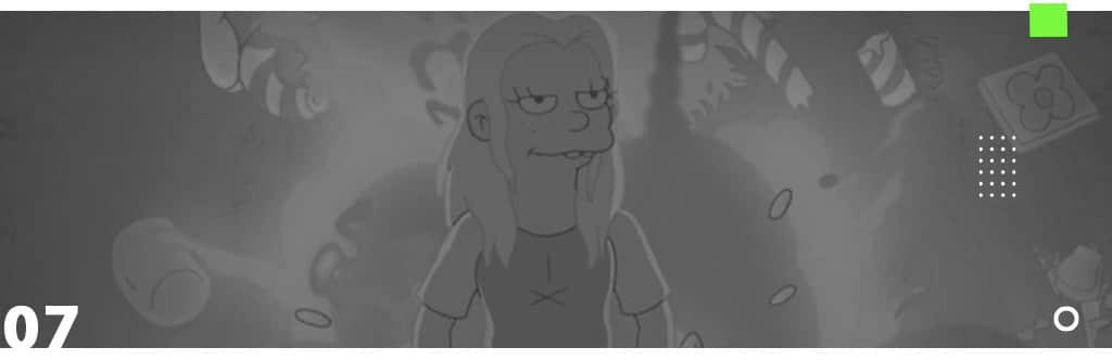 Desencanto - Dica Netflix - Série de animação adulta