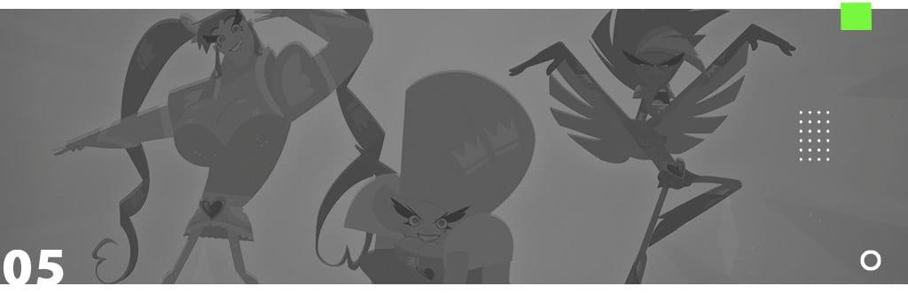 Super Drags - Dica Netflix - Série de animações adultas