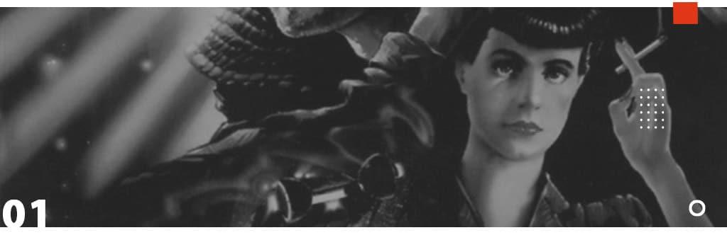 Seven List - As melhores trilhas sonoras do cinema - Blade Runner