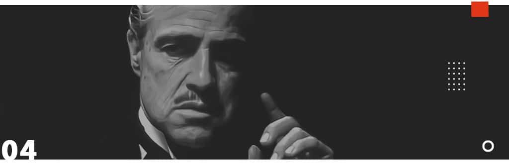 Seven List - As melhores trilhas sonoras do cinema - O Poderoso Chefão