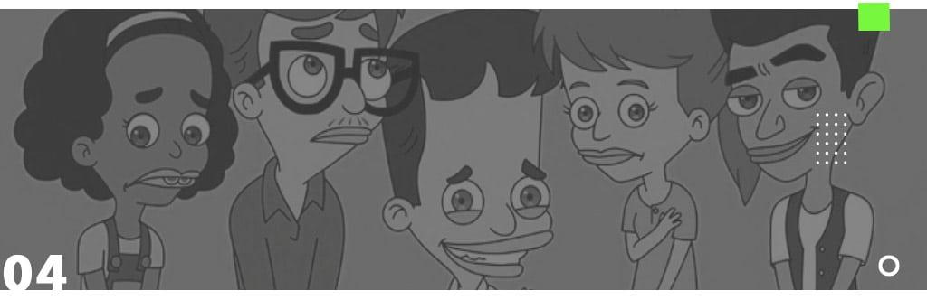 Big Mouth - Dica Netflix - Série de animações adultas