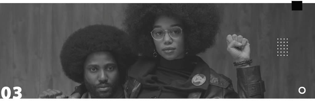 Seven List - Dicas de Filme e séries para refletir e aprender sobre racismo. Infiltrados na Klan