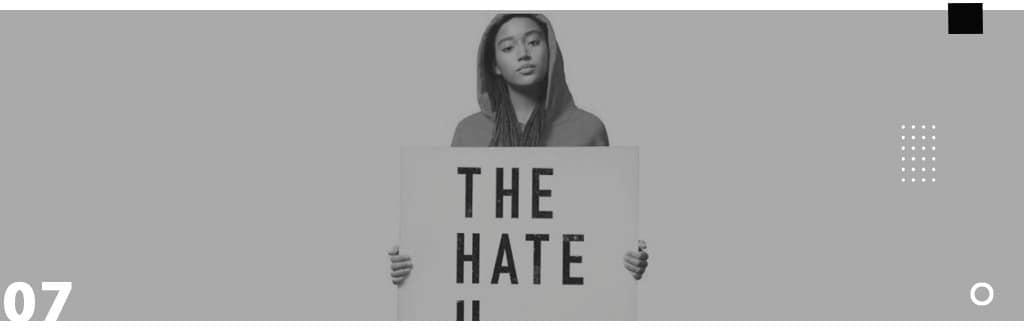 Seven List - Dicas de Filme e séries para refletir e aprender sobre racismo. O Odeia que você semeia