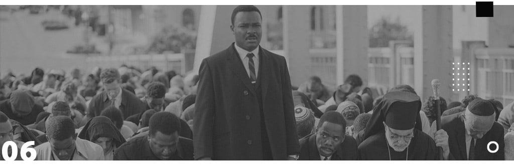 Seven List - Dicas de Filme e séries para refletir e aprender sobre racismo. Selma