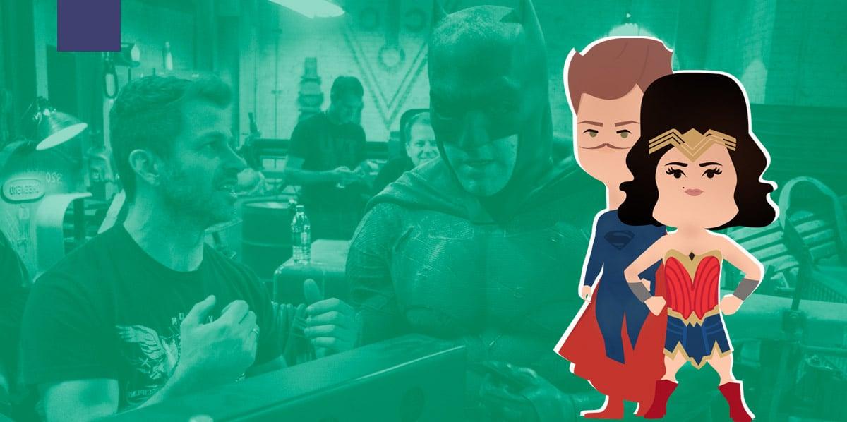 O Snyder cut e a influência do fã do cinema
