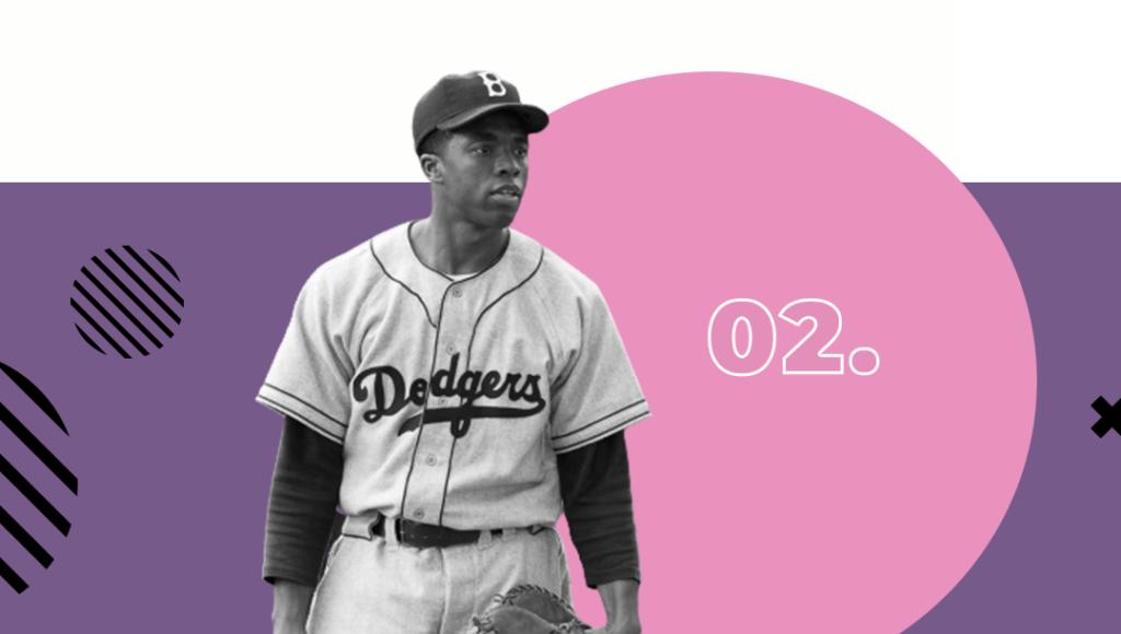 Seven List - Filmes com Chadwick Boseman - A História de uma Lenda