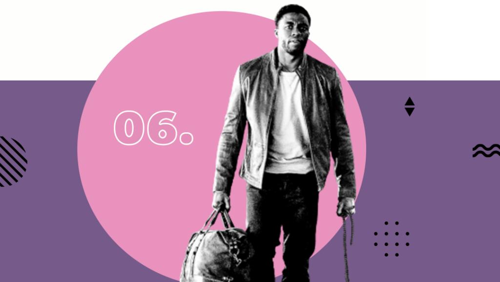 Seven List - Filmes com Chadwick Boseman - King: uma história de Vingança