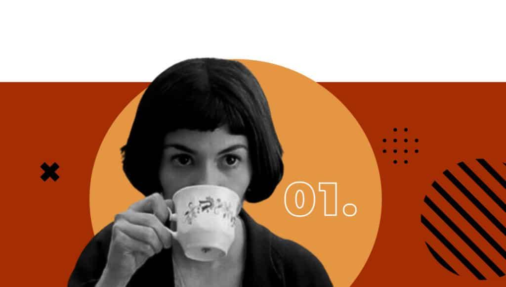 Lista de filmes de se passam em Paris - Seven List - O Fabuloso Destino de Amelie Poulain