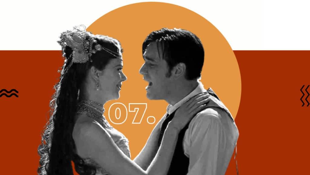 Lista de filmes de se passam em Paris - Seven List - Moulin Rouge