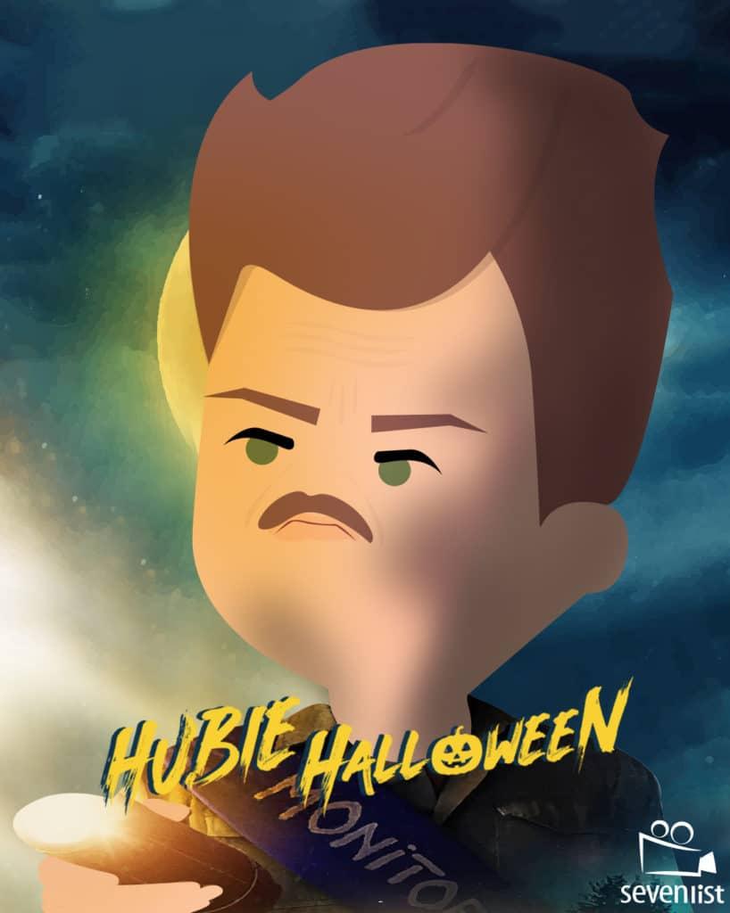 Crítica do filme da Netflix O Halloween de Hubie - Seven List