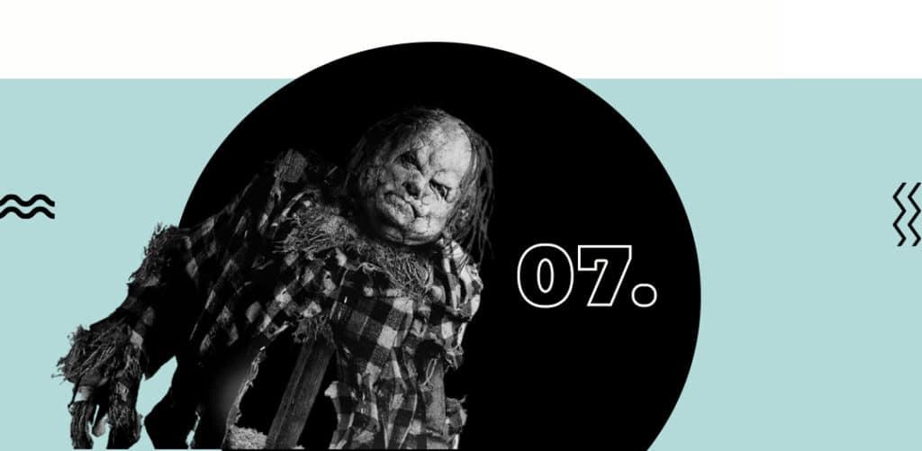 Lista de fimes de terror para o Halloween no Prime Video - Histórias Assustadoras para Contar no Escuro - Seven List